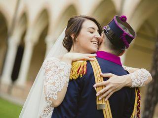 Le nozze di Vania e Francesco