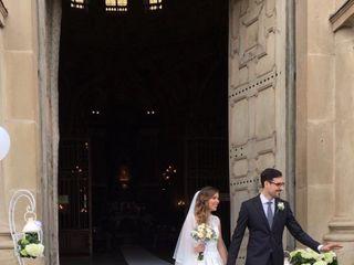 Le nozze di Sara e Gonzalo 1