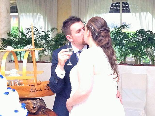 Le nozze di Nadia e Lorenzo