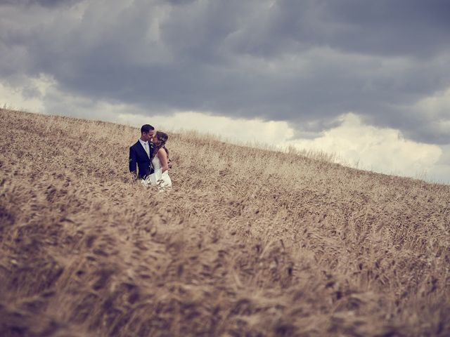 le nozze di Valeria e Giuseppe