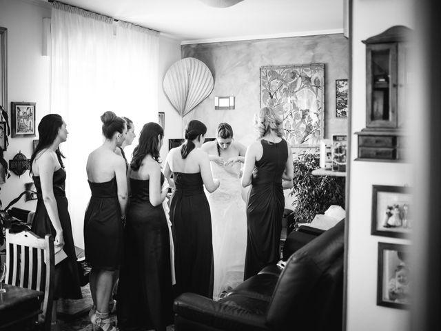 Il matrimonio di Rafael e Alice a Meda, Monza e Brianza 14