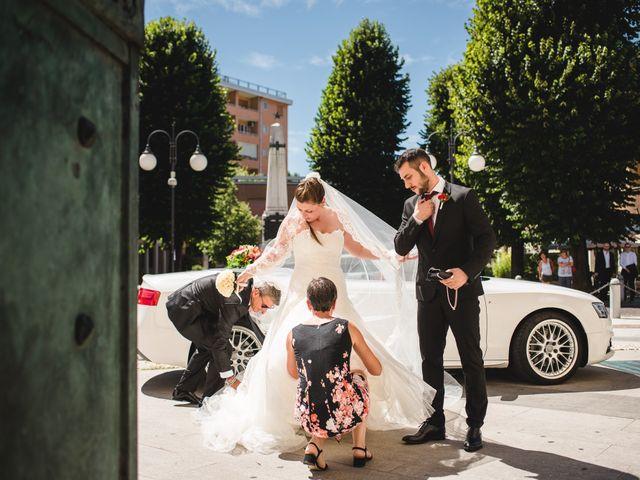 Il matrimonio di Rafael e Alice a Meda, Monza e Brianza 25