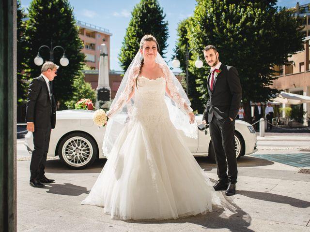 Il matrimonio di Rafael e Alice a Meda, Monza e Brianza 26