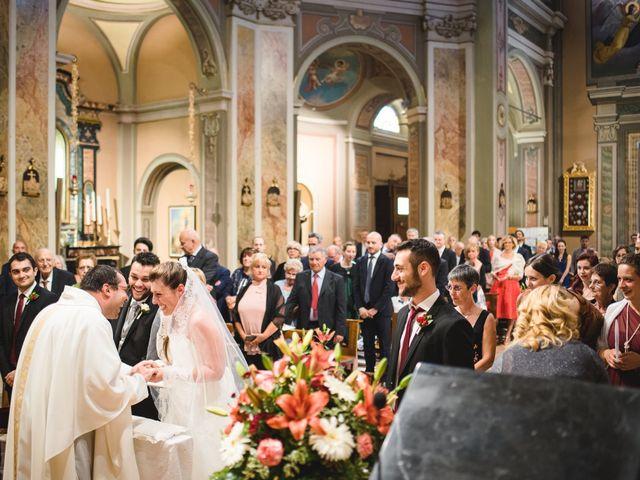 Il matrimonio di Rafael e Alice a Meda, Monza e Brianza 33