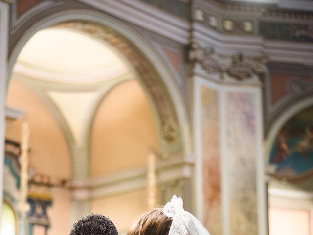 Il matrimonio di Rafael e Alice a Meda, Monza e Brianza 37