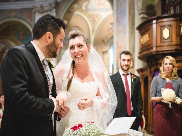 Il matrimonio di Rafael e Alice a Meda, Monza e Brianza 38