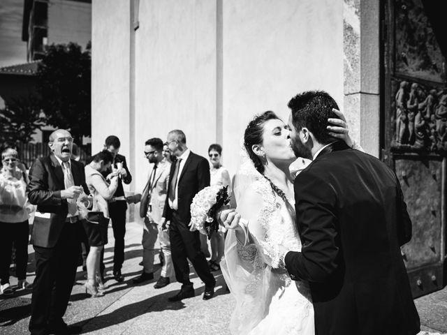 Il matrimonio di Rafael e Alice a Meda, Monza e Brianza 44