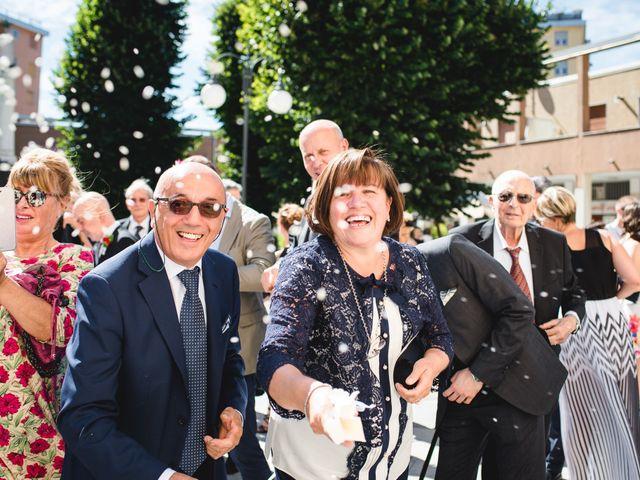 Il matrimonio di Rafael e Alice a Meda, Monza e Brianza 45