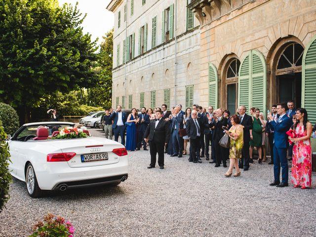 Il matrimonio di Rafael e Alice a Meda, Monza e Brianza 54