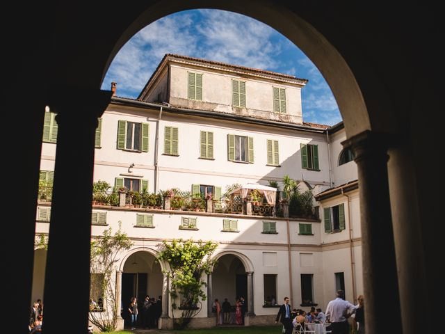 Il matrimonio di Rafael e Alice a Meda, Monza e Brianza 58