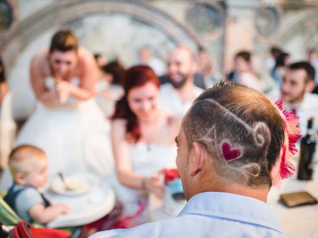 Il matrimonio di Rafael e Alice a Meda, Monza e Brianza 69