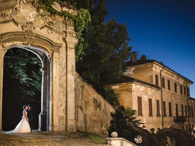 Il matrimonio di Rafael e Alice a Meda, Monza e Brianza 73