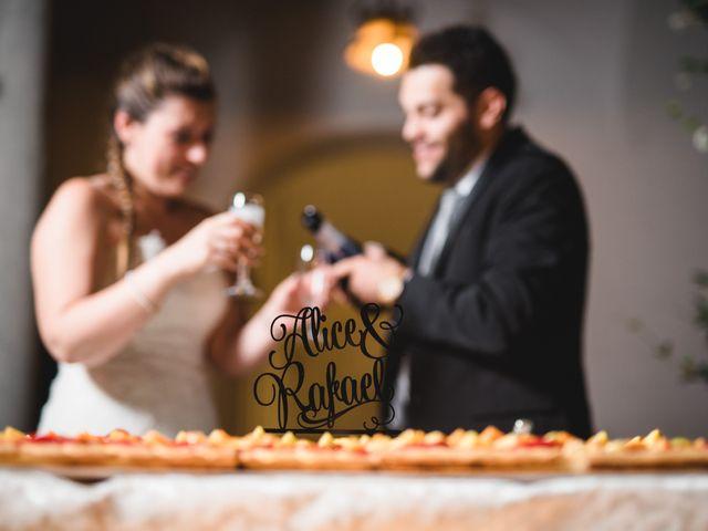 Il matrimonio di Rafael e Alice a Meda, Monza e Brianza 78