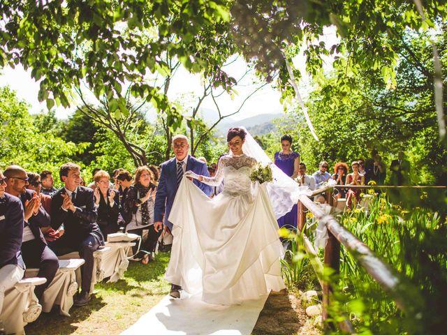 Il matrimonio di Emanuele e Rita a San Maurizio d'Opaglio, Novara 17
