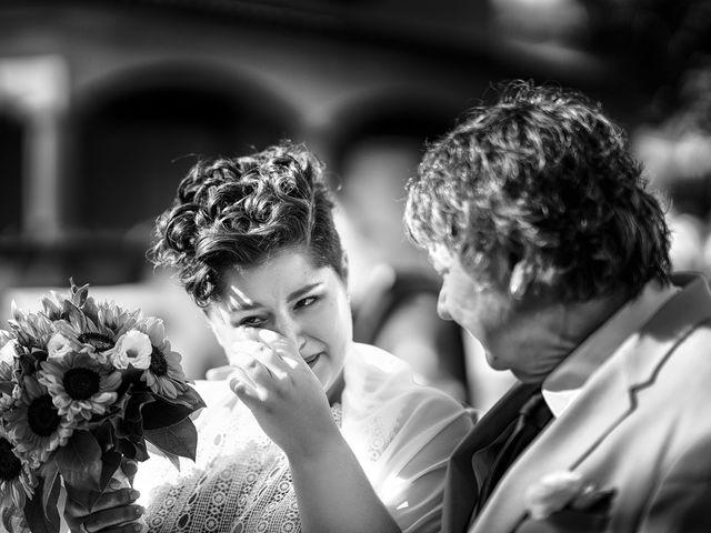 Il matrimonio di Nadir e Francesca a Villongo, Bergamo 9