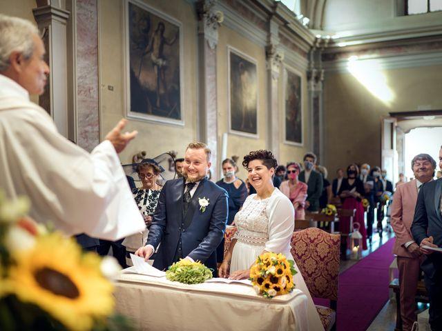Il matrimonio di Nadir e Francesca a Villongo, Bergamo 10