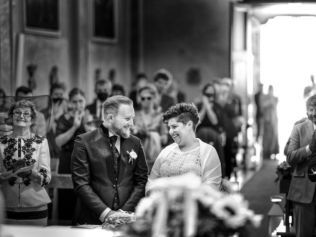 Il matrimonio di Nadir e Francesca a Villongo, Bergamo 12