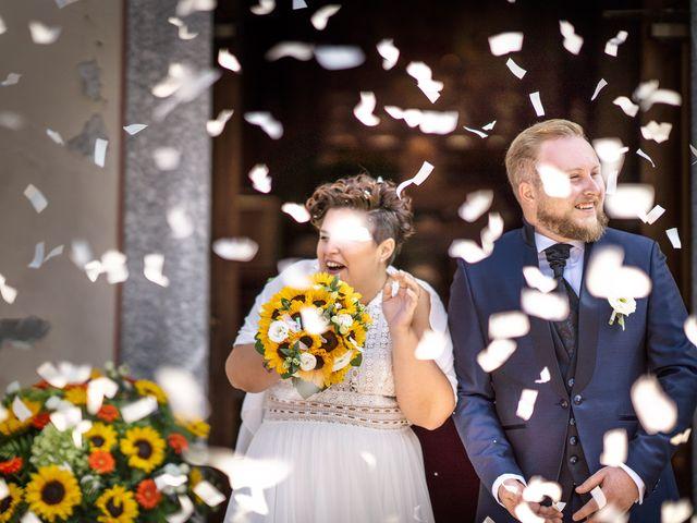 Il matrimonio di Nadir e Francesca a Villongo, Bergamo 13