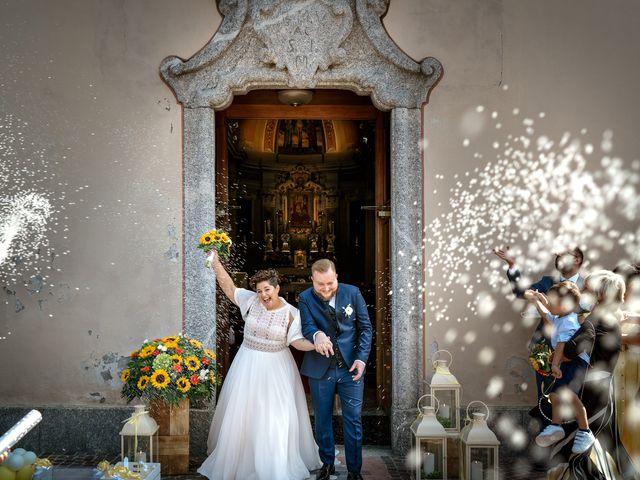 Il matrimonio di Nadir e Francesca a Villongo, Bergamo 14