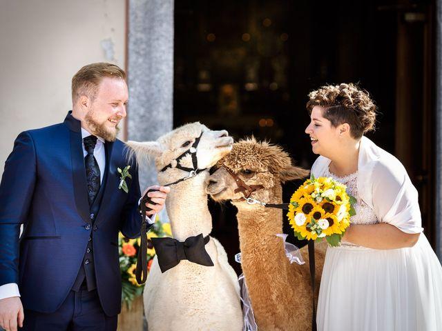Il matrimonio di Nadir e Francesca a Villongo, Bergamo 16