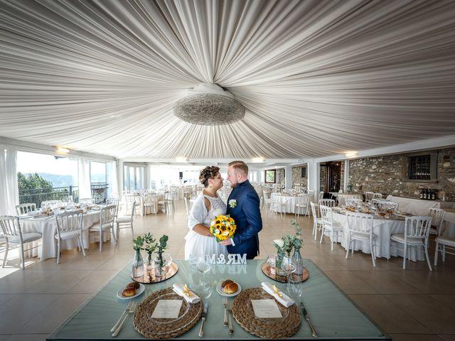 Il matrimonio di Nadir e Francesca a Villongo, Bergamo 19