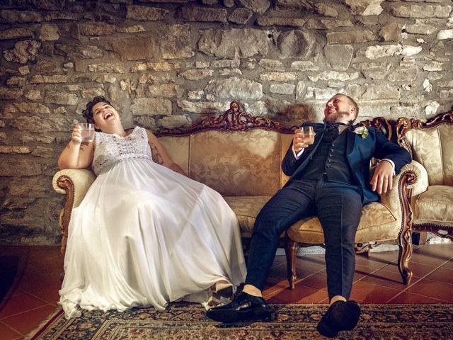 Il matrimonio di Nadir e Francesca a Villongo, Bergamo 21