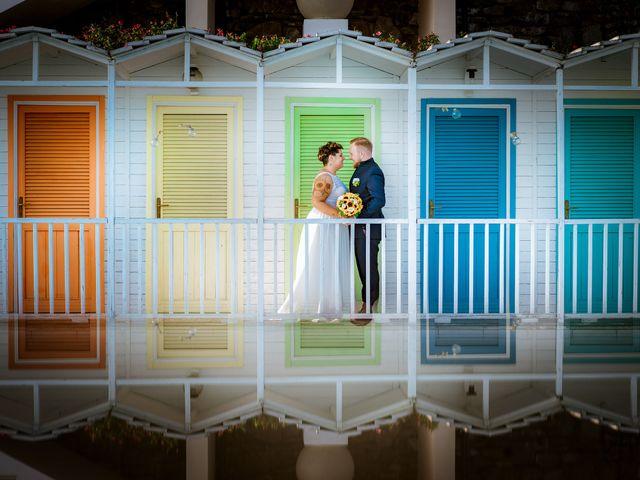 Il matrimonio di Nadir e Francesca a Villongo, Bergamo 27