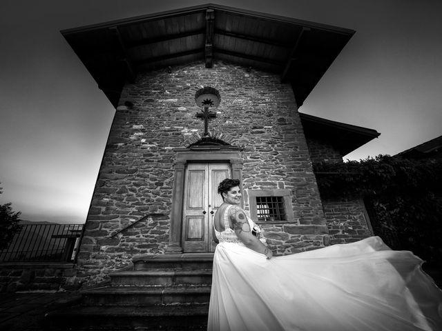 Il matrimonio di Nadir e Francesca a Villongo, Bergamo 41
