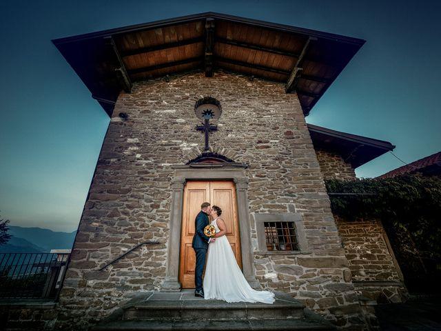 Il matrimonio di Nadir e Francesca a Villongo, Bergamo 42