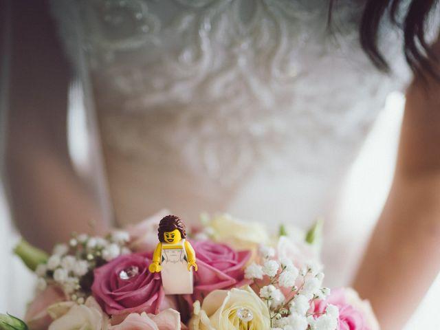 Il matrimonio di Lorenzo e Valentina a Senago, Milano 6