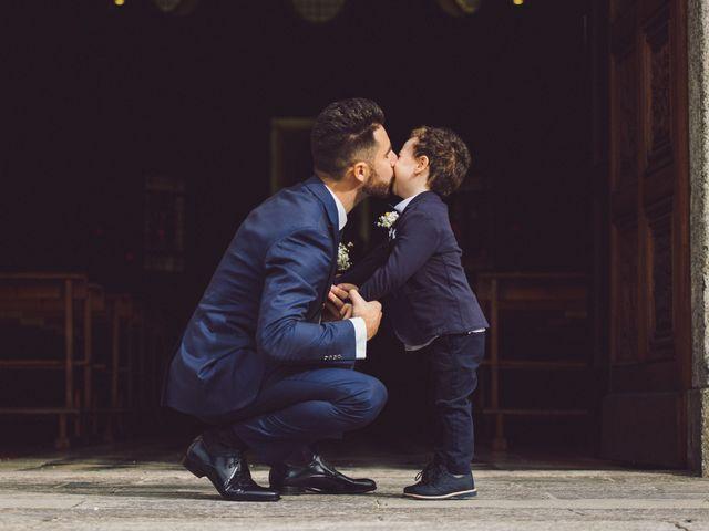 Il matrimonio di Lorenzo e Valentina a Senago, Milano 7
