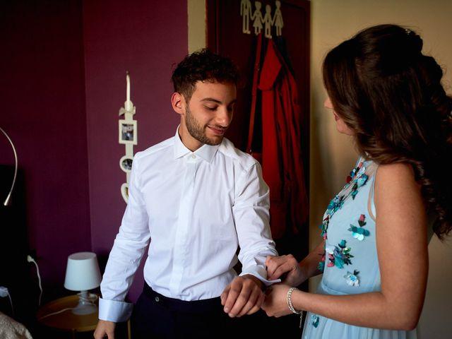 Il matrimonio di Davide e Laura a Lurate Caccivio, Como 8