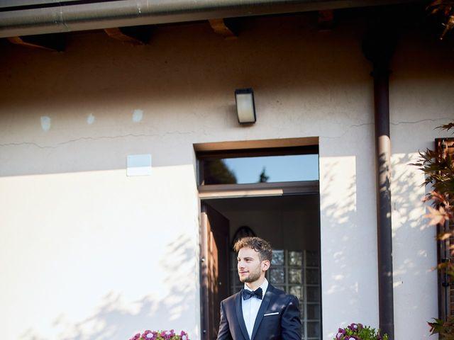 Il matrimonio di Davide e Laura a Lurate Caccivio, Como 13