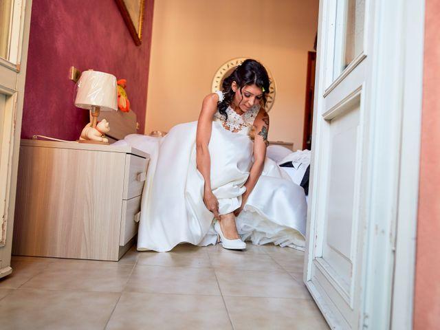 Il matrimonio di Davide e Laura a Lurate Caccivio, Como 14