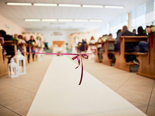 Il matrimonio di Davide e Laura a Lurate Caccivio, Como 23