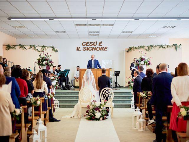 Il matrimonio di Davide e Laura a Lurate Caccivio, Como 25