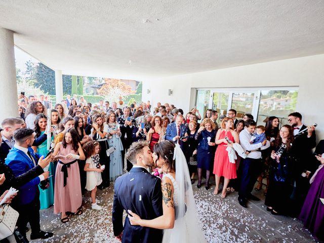 Il matrimonio di Davide e Laura a Lurate Caccivio, Como 26