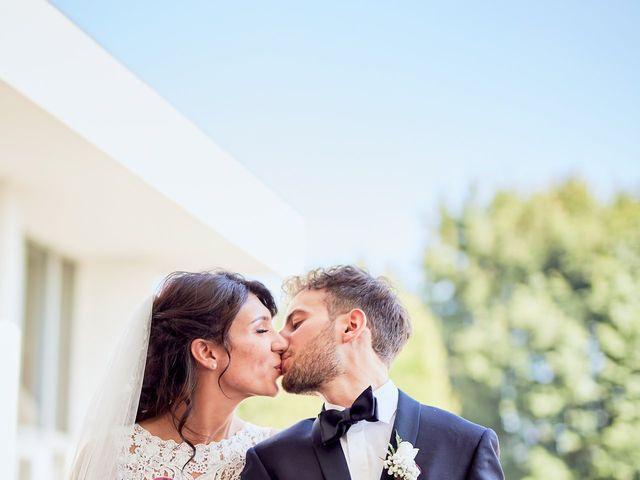 Il matrimonio di Davide e Laura a Lurate Caccivio, Como 27