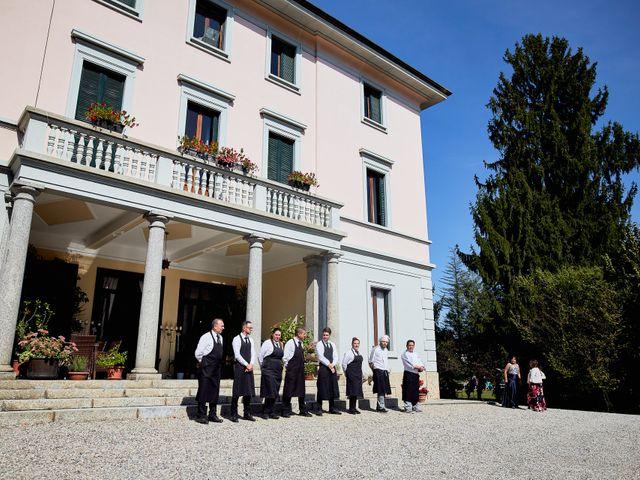 Il matrimonio di Davide e Laura a Lurate Caccivio, Como 31