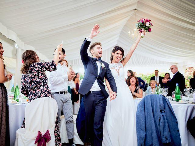 Il matrimonio di Davide e Laura a Lurate Caccivio, Como 35