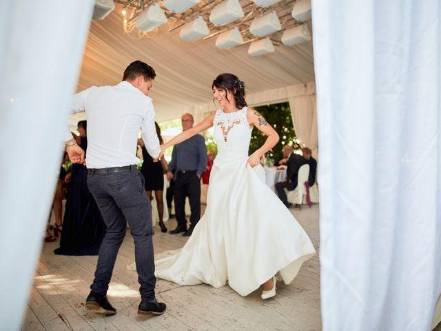 Il matrimonio di Davide e Laura a Lurate Caccivio, Como 36