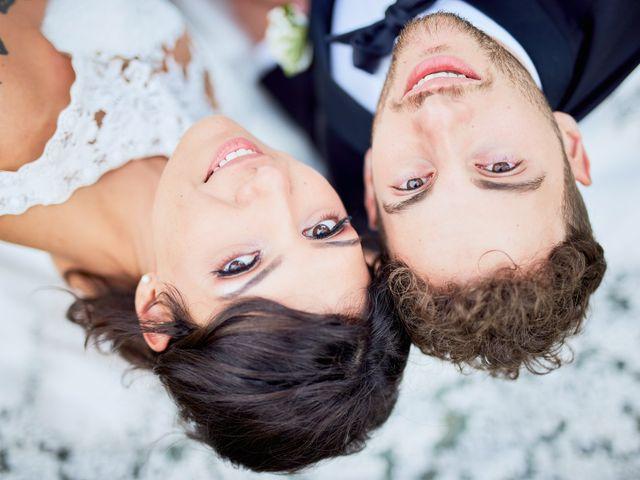 Il matrimonio di Davide e Laura a Lurate Caccivio, Como 38