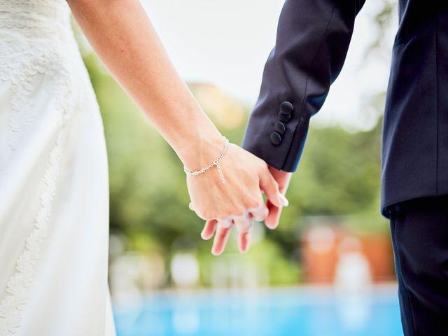 Il matrimonio di Davide e Laura a Lurate Caccivio, Como 39