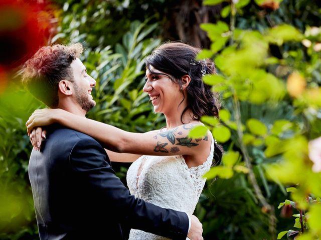 Il matrimonio di Davide e Laura a Lurate Caccivio, Como 40
