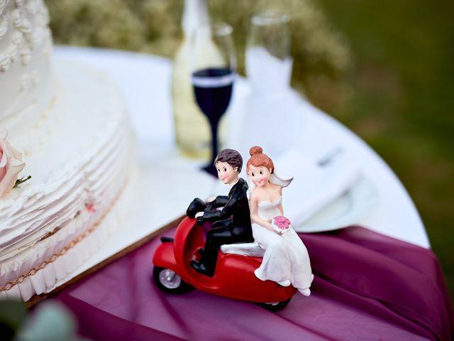 Il matrimonio di Davide e Laura a Lurate Caccivio, Como 42