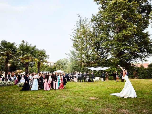 Il matrimonio di Davide e Laura a Lurate Caccivio, Como 46