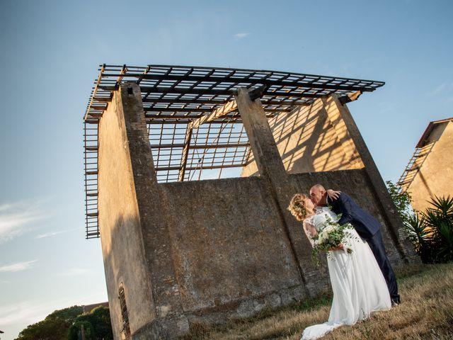 Il matrimonio di Helena e David a Roma, Roma 5
