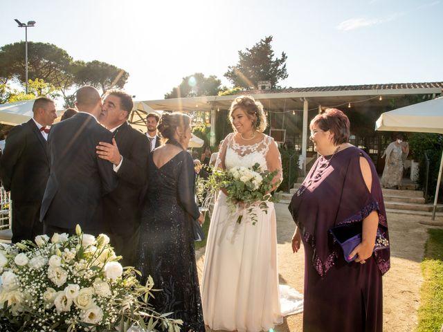 Il matrimonio di Helena e David a Roma, Roma 38