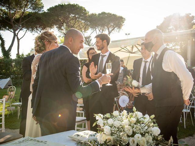 Il matrimonio di Helena e David a Roma, Roma 40