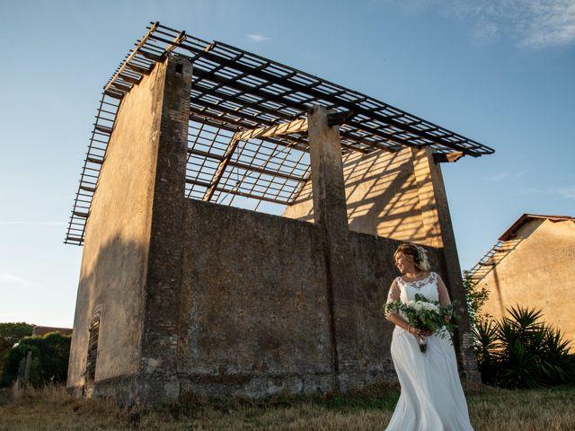 Il matrimonio di Helena e David a Roma, Roma 43